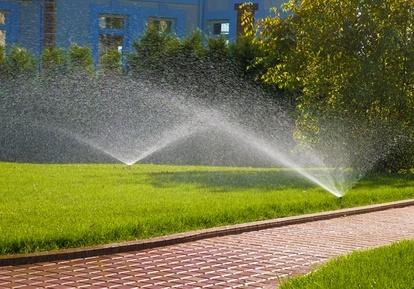 San Luis Obispo Irrigation System Installation